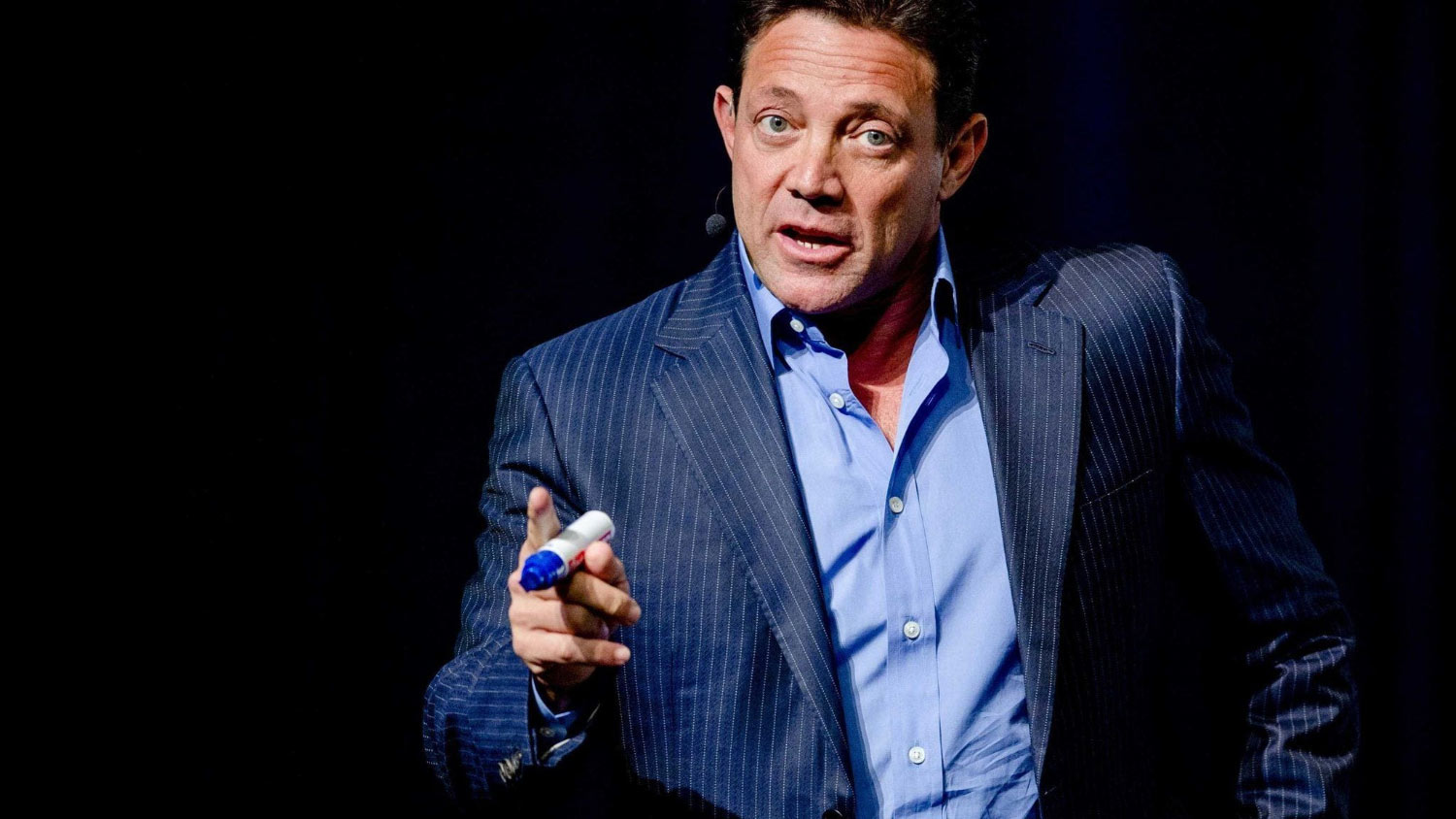 Ironically, The Wolf Of Wall Street Calls For Regulation