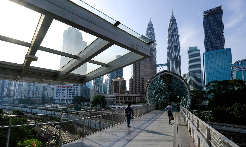 Malaysia Flattens 1,000 Mining Rigs